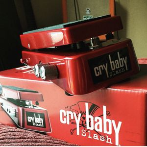 Epiphone electric guitar, slash crybaby pedal and orange amp,, for Sale in Miami Beach, FL