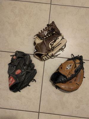 Baseball Gloves for Sale in Orlando, FL