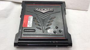 Kicker Amplifier for Sale in Dallas, TX