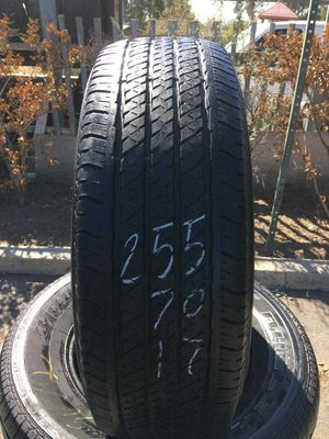 Used Tires 255 70 17 for Sale in Fontana, CA
