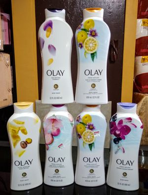 Oley body wash $5 each for Sale in Gardena, CA