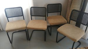 Table, Chairs and stools for Sale in Duluth, GA