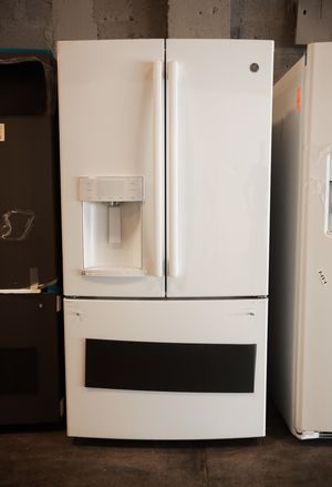 GE ENERGY STAR 25.8 Cu. Ft. French-Door Refrigerator Bottom-Freezer for Sale in West Miami, FL