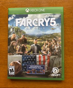 FARCRY 5 for Sale in Portsmouth, RI