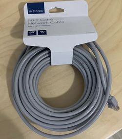 Brand New 50ft Ethernet Cable for Sale in Los Angeles,  CA