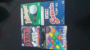 4 PC games for Sale in Bakersfield, CA