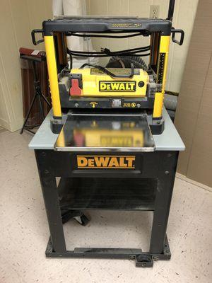 DeWalt surface planer for Sale in Oshkosh, WI