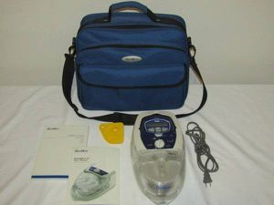 Resmed Elite S8 CPAP Machine w Case and Manuals. for Sale in Jacksonville, FL