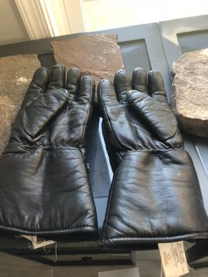 Motorcycle winter gloves for Sale in North Springfield, VA