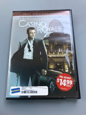 Casino Royale on DVD for Sale in Houston, TX