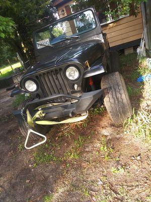 1984 Jeep cj7 for Sale in Lake Wales, FL