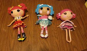 Lalaloopsy dolls for Sale in Murfreesboro, TN