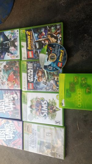 Cheap Xbox 360 games for Sale in San Jose, CA