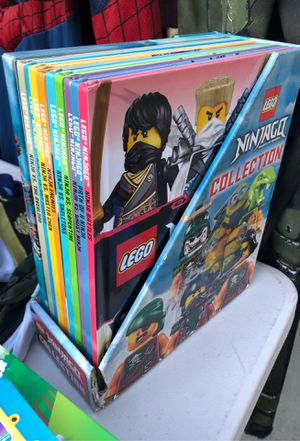 Lego Ninjago books for Sale in Durham, NC