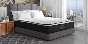 Swiss Ortho Sleep 12 inch Plush Pillow Top for Sale in Worthington, OH