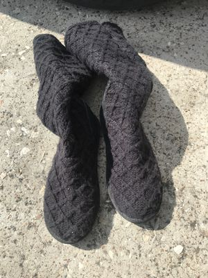 Black rollup uggs for Sale in Houston, TX