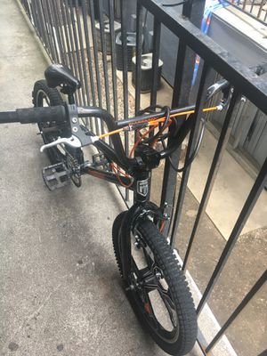 "20"" Mongoose BMX bike (Best Offer) for Sale in Dallas, TX"