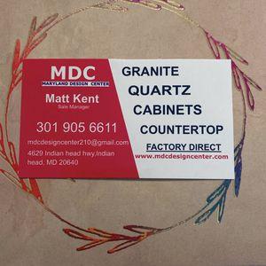 GRANITE, QUARTZ, MARBLE, COUNTERTOP, CABINETS for Sale in Oxon Hill, MD