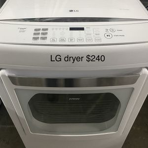 Lg Dryer for Sale in Homestead, FL