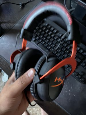Hyper X cloud 2//GAMING HEADSET for Sale in Glendale, AZ