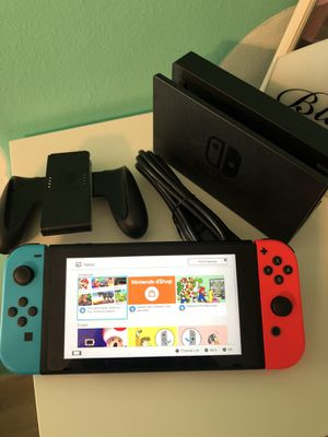 Nintendo Switch Console for Sale in Bonita, CA