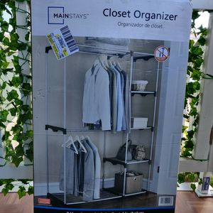 Mainstays Closet Organizer for Sale in Stanton, CA