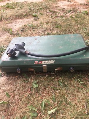 Portable Coleman grill for Sale in Christiansburg, VA