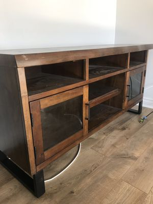 Beautiful tv stand for Sale in Whittier, CA
