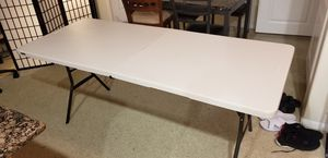 Folding table for Sale in Los Angeles, CA