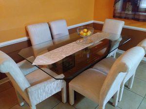Glass Table for Sale in Virginia Beach, VA