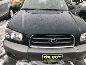 2005 SUBARU FORESTER WITH 126K for Sale in Lawrence, MA