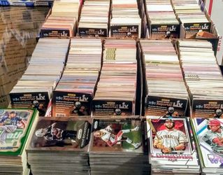 Football/Basketball/Baseball Card Collection for Sale in Concord,  NH