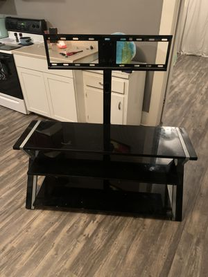 """""""32-80"""" Glass TV Stand for Sale in Murray, KY"""