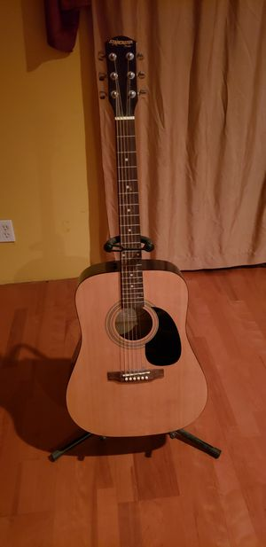 Fender Starcaster Acustic Guitar for Sale in Duarte, CA