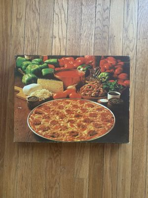 Pizza Puzzle Game for Sale in Portland, OR