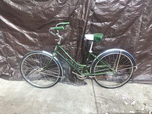 Schwinn vintage bicycle road bike woman's bike for Sale in Philadelphia, PA