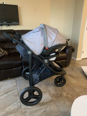 Brand New Graco Stroller and Car-Seat for Sale in Surprise, AZ
