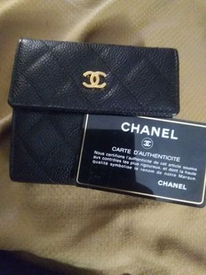 100% Real Chanel Wallet for Sale in Fresno, CA