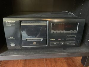 Pioneer compact disc player for Sale in Tampa, FL