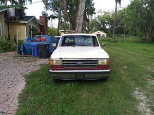 1990 Ford F-150 long bed for Sale in Tampa, FL