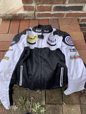 Bilt motorcycle jacket for Sale in Strongsville, OH