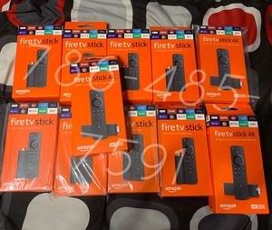 Amazon Fire Tv Stick for Sale in Homestead, FL