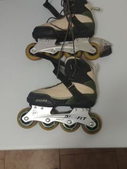 """ Roller Blades "" Abec Bio fit 3-D Power Arch Ultra Wheels for Sale in Colorado Springs,  CO"