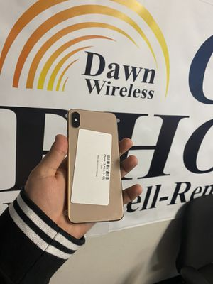 iPhone XS Max new factory unlocked for Sale in Dallas, TX