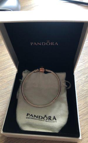 Pandora Silver Charm Bracelet for Sale in Austin, TX
