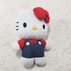 """Hello Kitty Plush Coin Purse Pouch Bag 5.5"""" By Sanrio With Clip for Sale in Los Angeles, CA"""