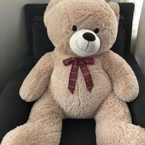 Stuffed bear for Sale in Winfield, IL