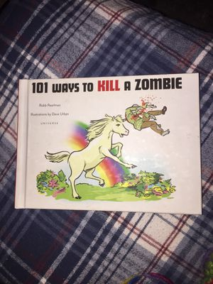 101 Ways To Kill A Zombie for Sale in Vallejo, CA