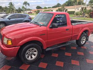 2002 Ford Ranger Pick Up Truck for Sale in Fort Lauderdale, FL