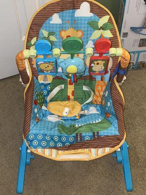 Infant-toddler rocker for Sale in Stockbridge, GA